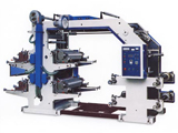 YT Series Four-Colors Flexography Printing Machine