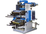 YT Series Two-Colors Flexography Printing Machine